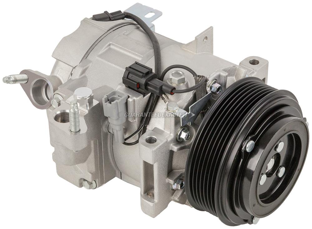 Infiniti G35 New xSTOREx Compressor w Clutch