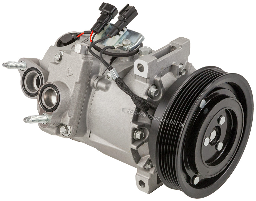 Land_Rover LR2 New xSTOREx Compressor w Clutch