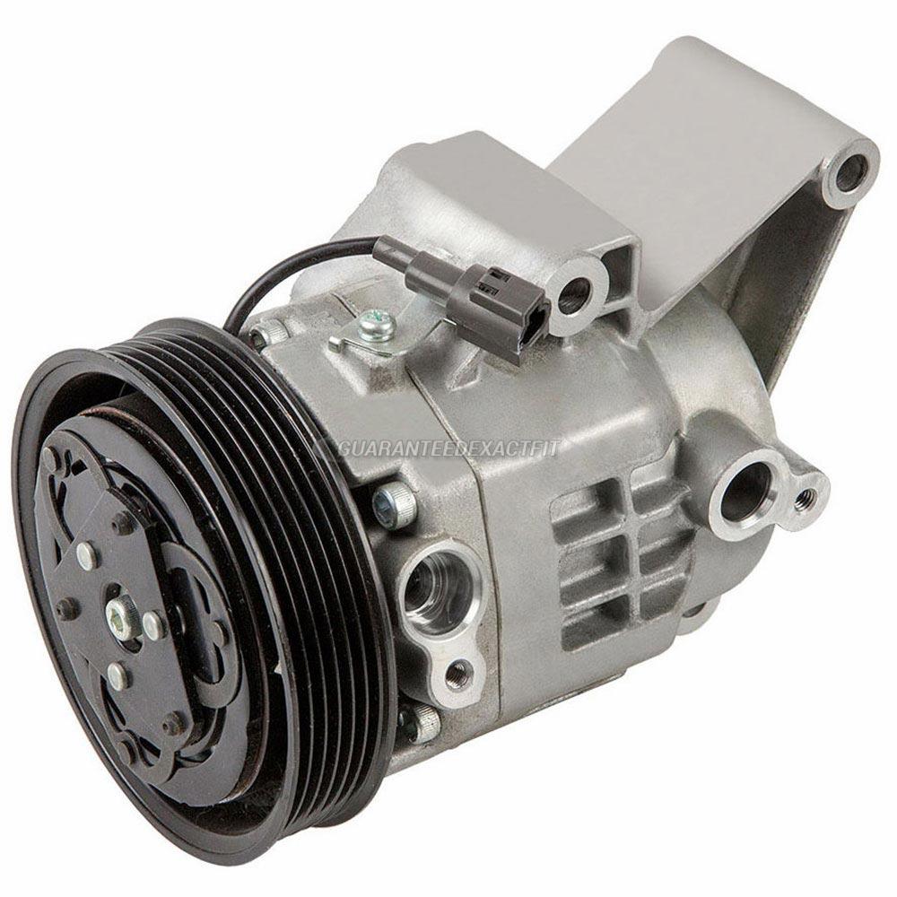 Mazda Miata Remanufactured Compressor w Clutch