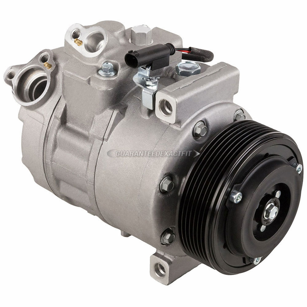 BMW 335d AC Compressor