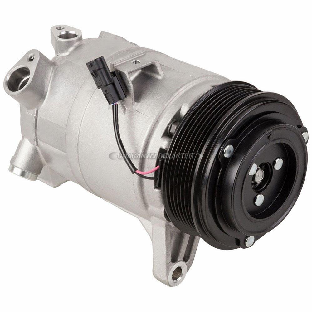 Nissan Quest New xSTOREx Compressor w Clutch