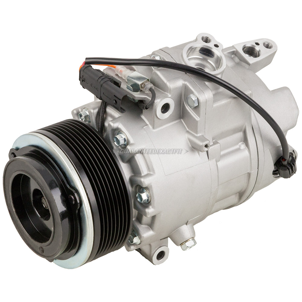 BMW X6 AC Compressor - OEM & Aftermarket Replacement Parts