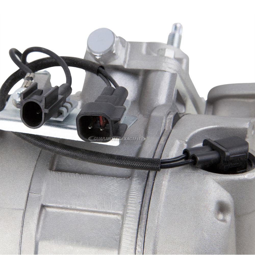 2012 Land Rover Range Rover Evoque A/C Compressor All