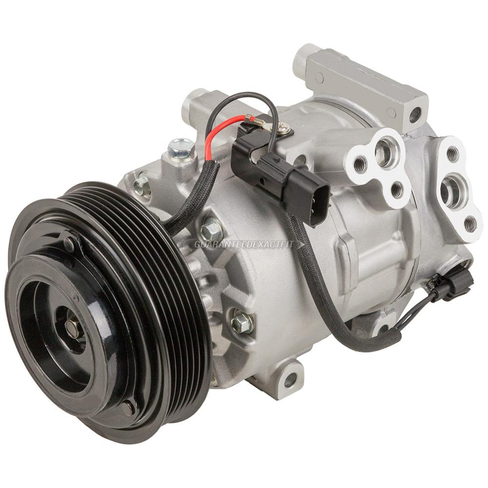 2013 Hyundai Tucson A  C Compressor 2 4l Engine 60