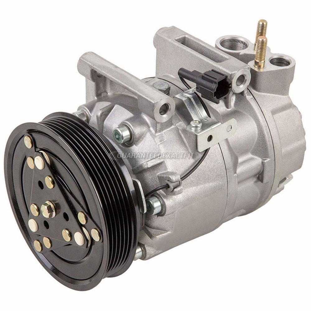 Nissan X-Trail AC Compressor