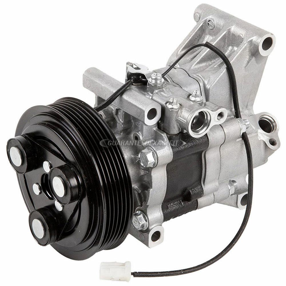 Mazda 2 AC Compressor - OEM & Aftermarket Replacement Parts