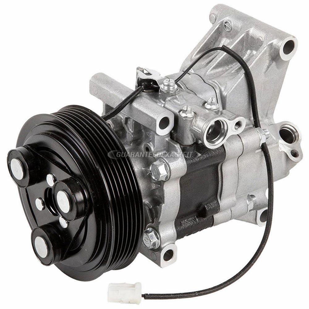 Mazda 2 New xSTOREx Compressor w Clutch