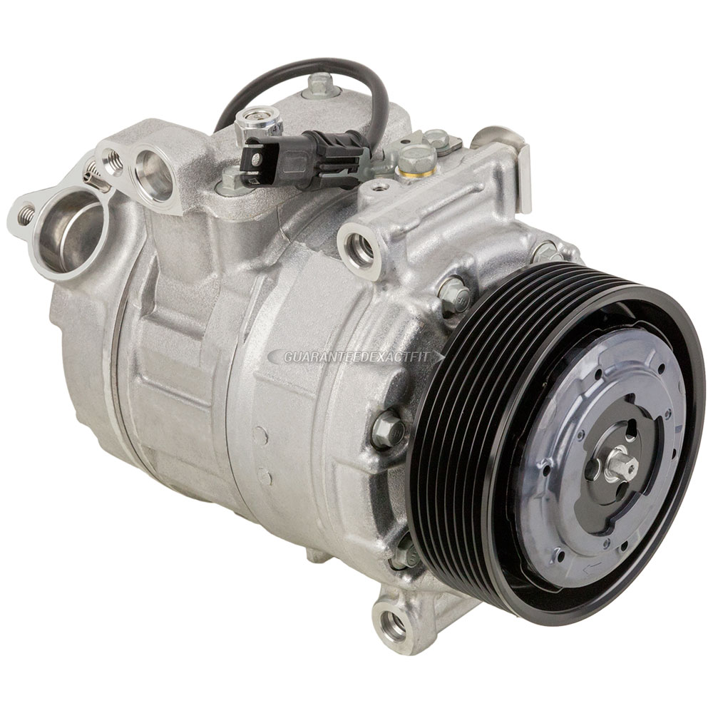 BMW X3 New OEM Compressor w Clutch