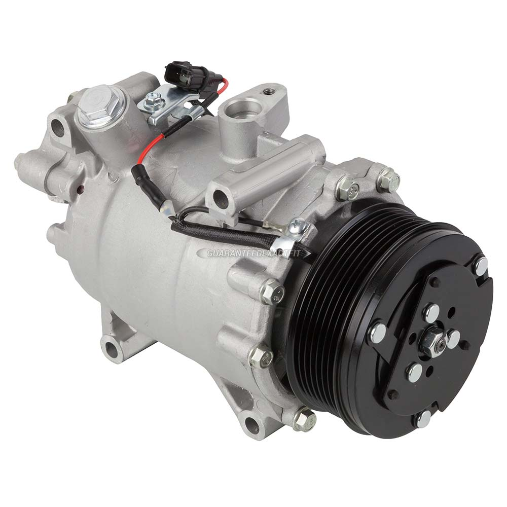 Save on a Acura RDX AC Compressor Acura Parts - OEM ...