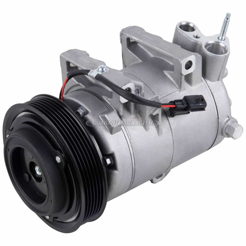 Nissan Rogue AC Compressor - OEM & Aftermarket Replacement Parts