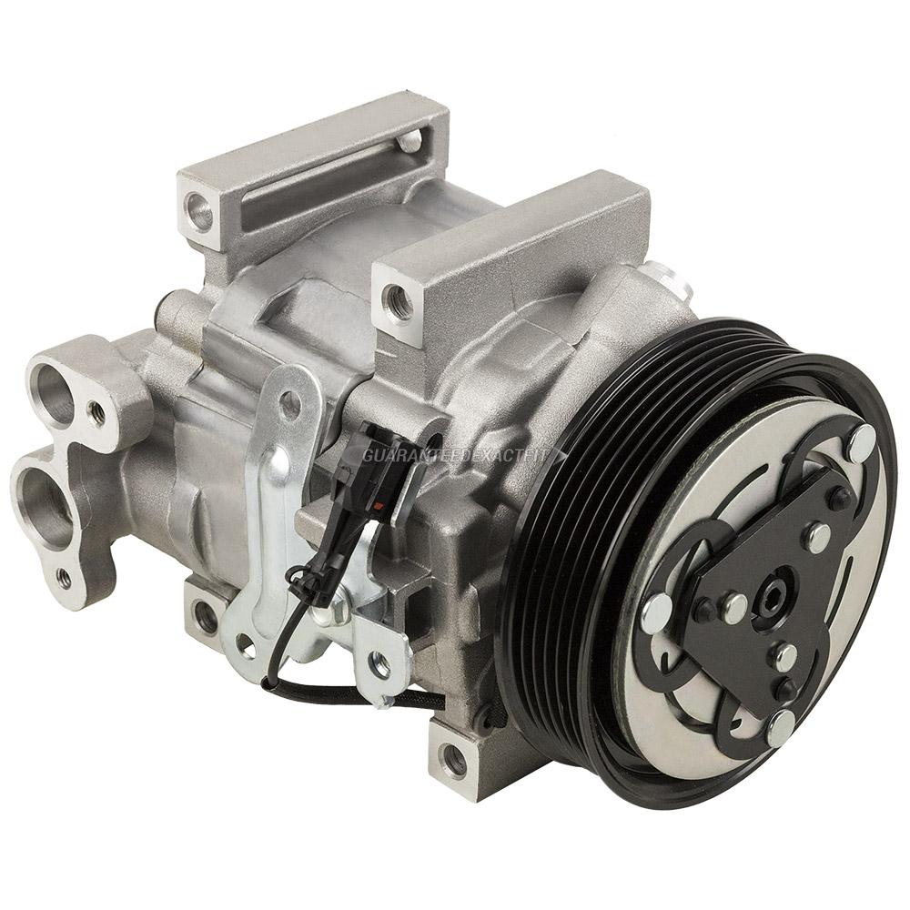 A/C Compressor 60-03547 NA