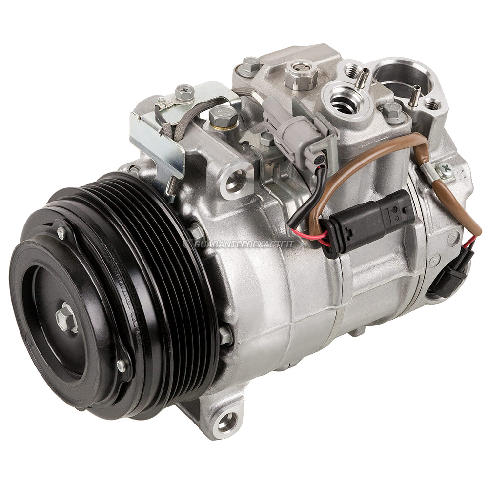 New mercedes benz slk250 ac compressor more at buyautoparts for Mercedes benz ac compressor