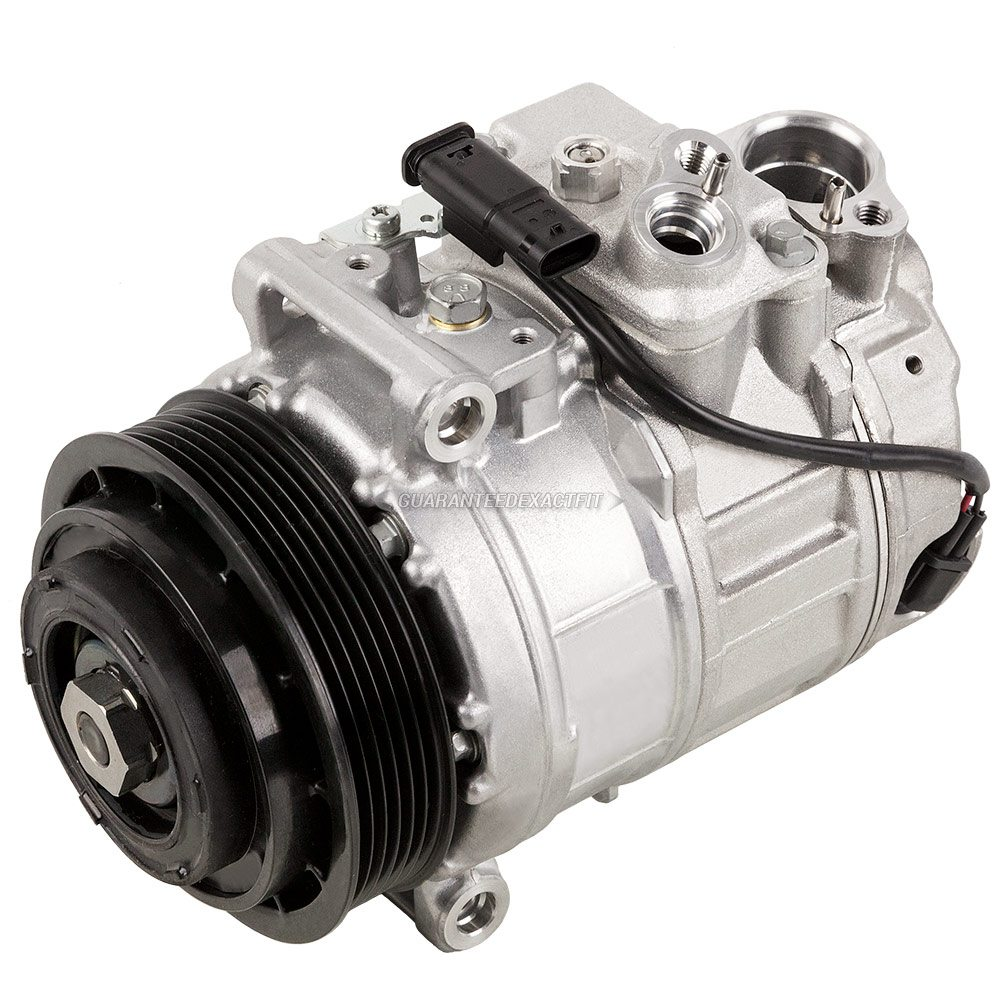 2013 mercedes benz slk55 amg a c compressor all models 60 for Mercedes benz ac compressor