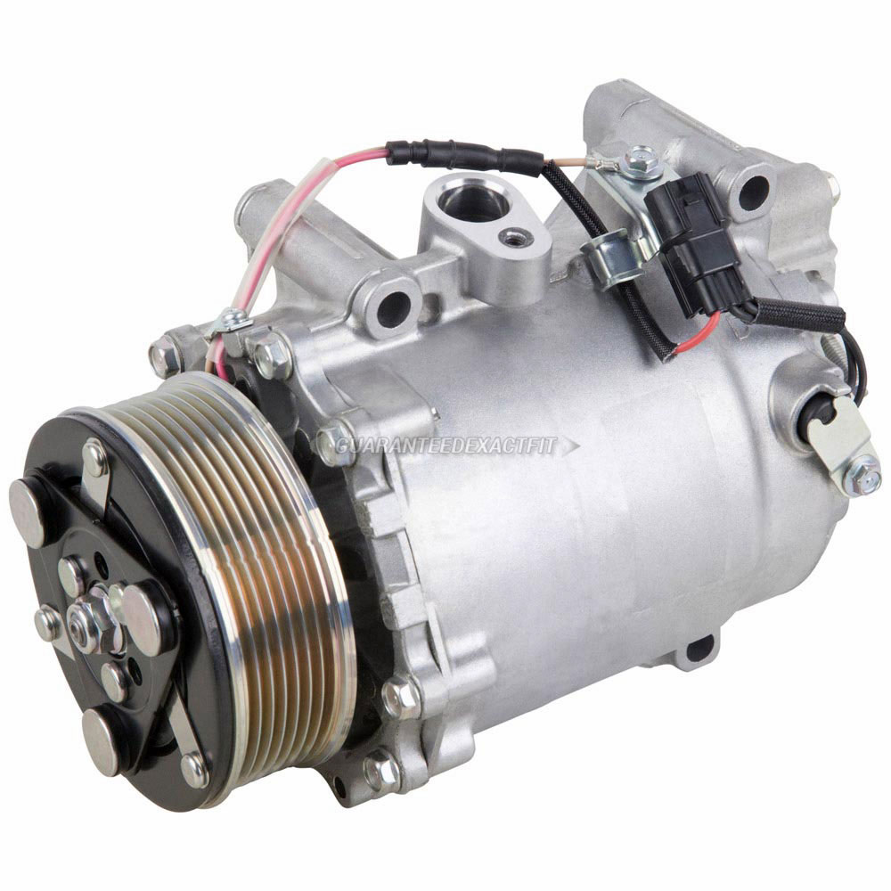 2018 Acura ILX A/C Compressor And Components Kit All