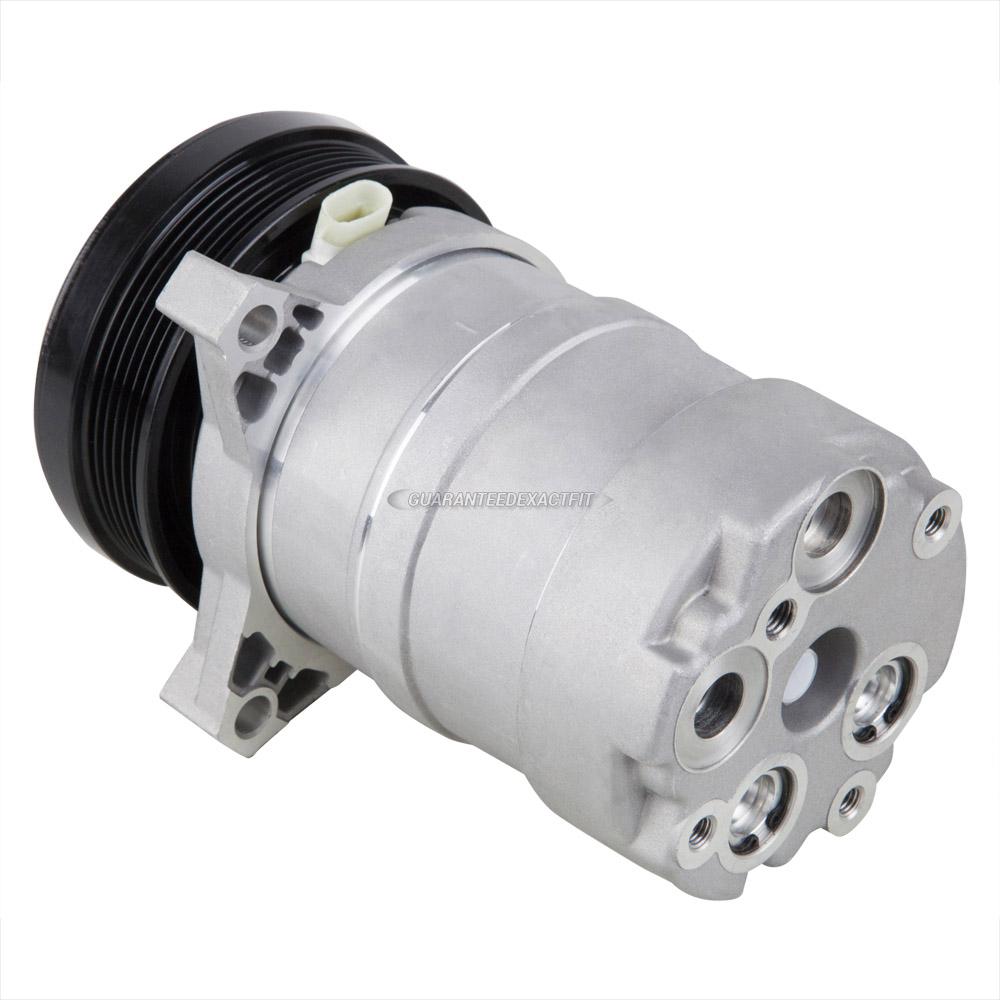 Pontiac Firebird 1997 Remanufactured Engine: 1997 Pontiac Firebird A/C Compressor 5.7L Engine 60-00901 NA