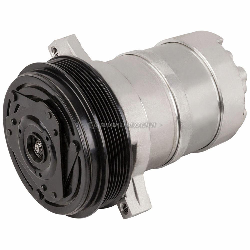 Buick Somerset Remanufactured Compressor w Clutch