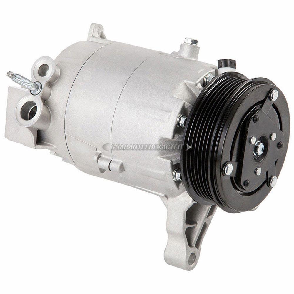 Pontiac G6 New xSTOREx Compressor w Clutch