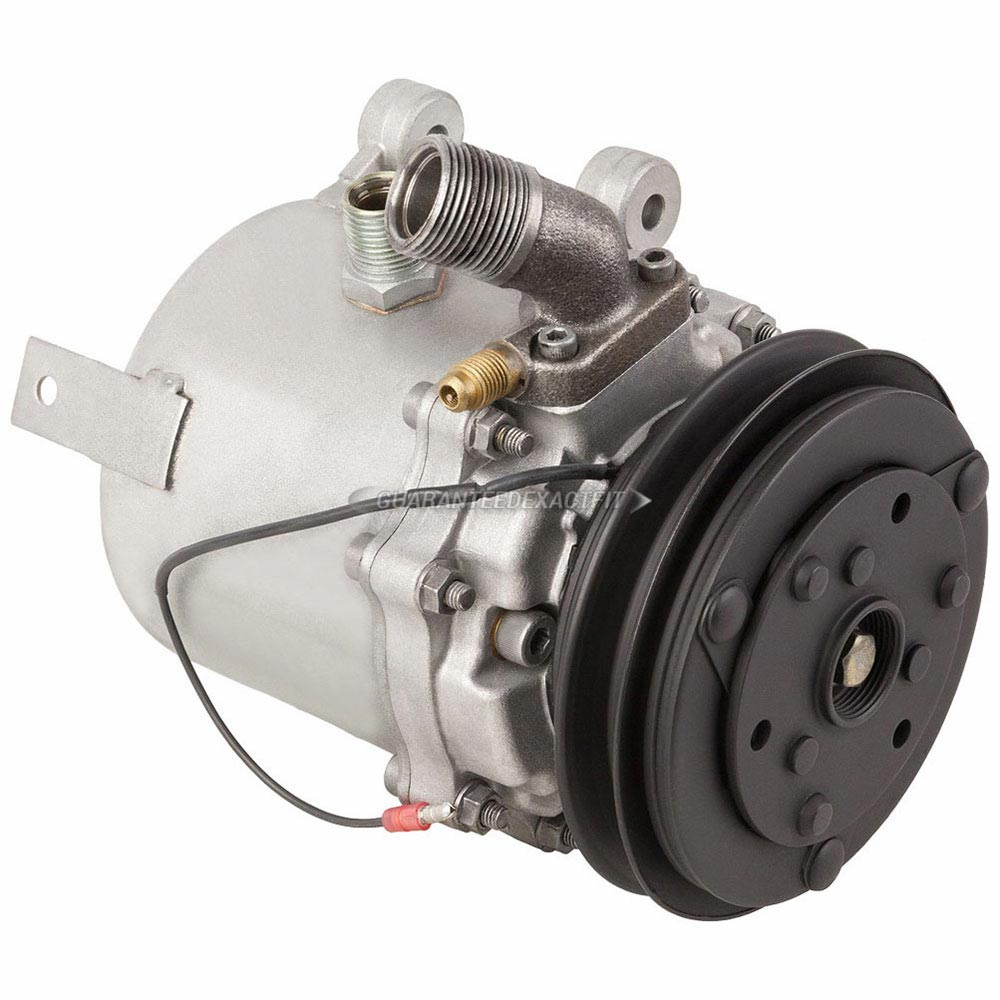 BMW 318i Remanufactured Compressor w Clutch