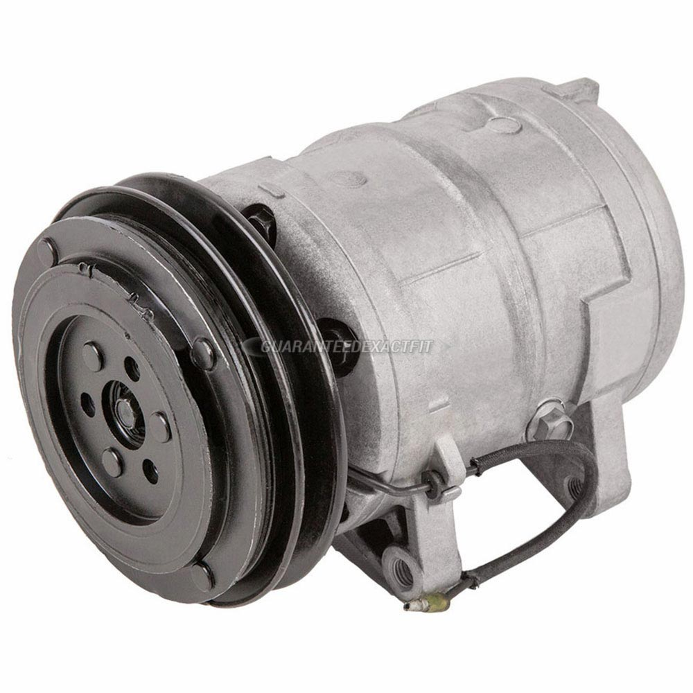 Isuzu Amigo Remanufactured Compressor w Clutch