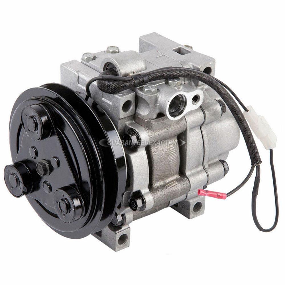 Mazda 929 Remanufactured Compressor w Clutch