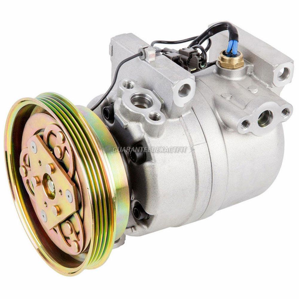 Nissan NX Coupe New OEM Compressor w Clutch