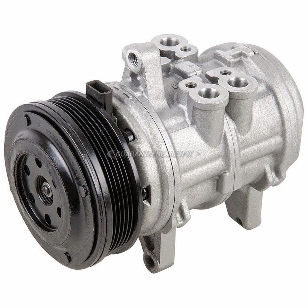 Mercury Capri Remanufactured Compressor w Clutch