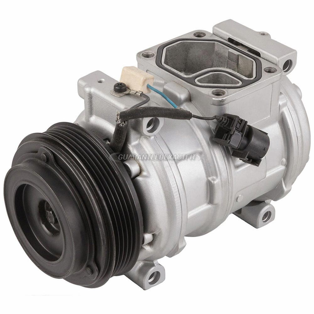 BMW 525 Remanufactured Compressor w Clutch