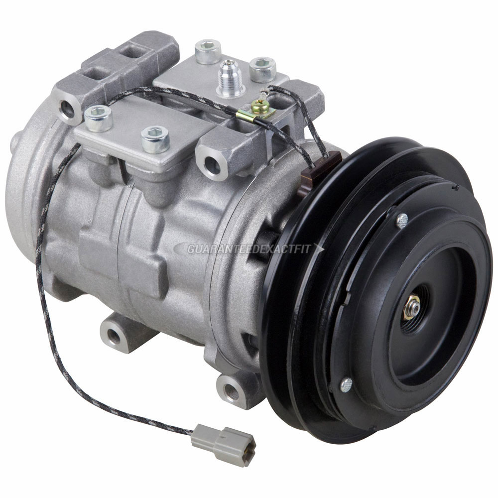 A//C Compressor Fits Toyota 4Runner Sequoia Tundra Lexus GX470 OEM Yr Wrty.