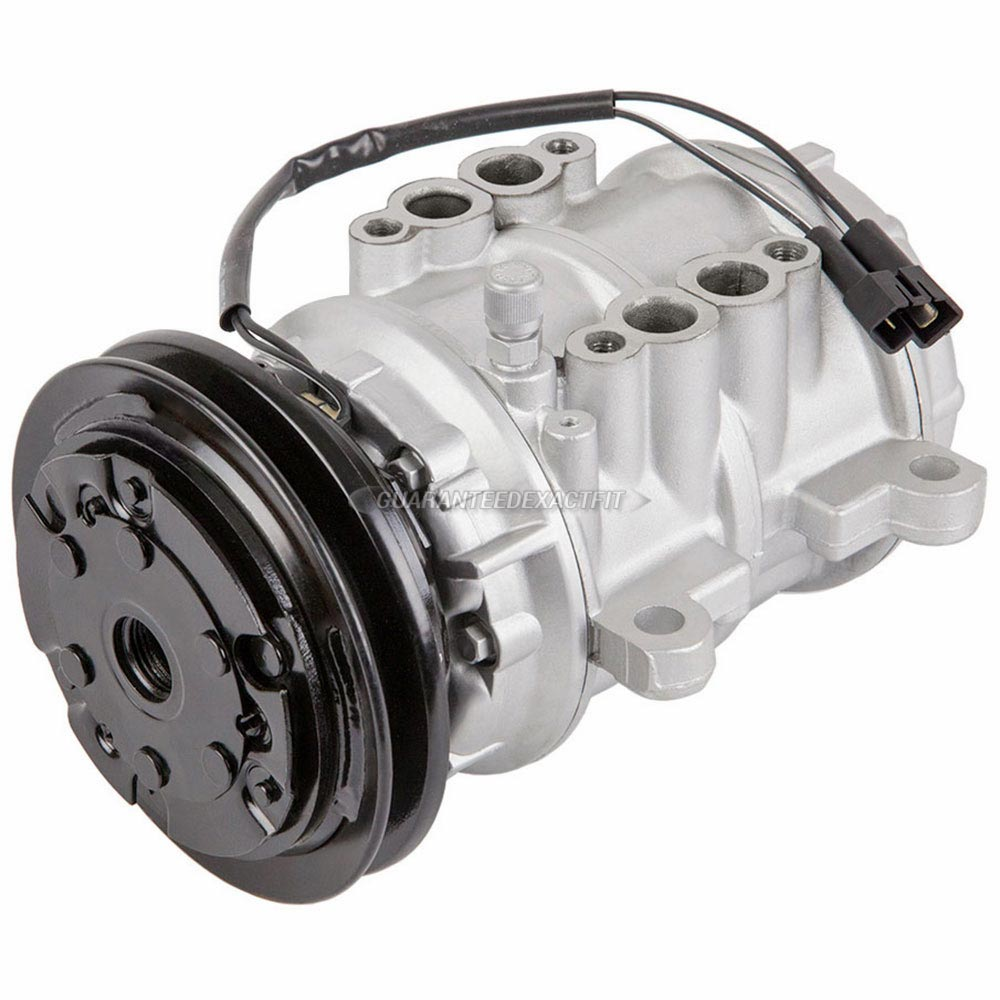 Plymouth TC3 Remanufactured Compressor w Clutch
