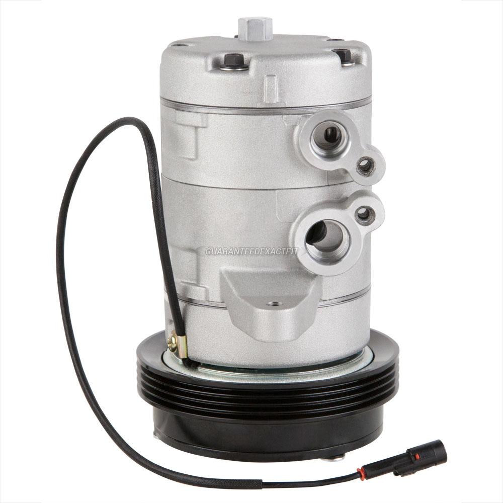 1996 Geo Tracker A/C Compressor 1.6L Engine 60-01329 NA