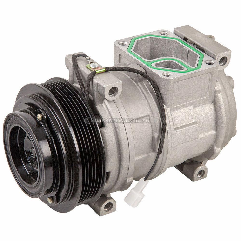 Mercedes_Benz 300SEL Remanufactured Compressor w Clutch