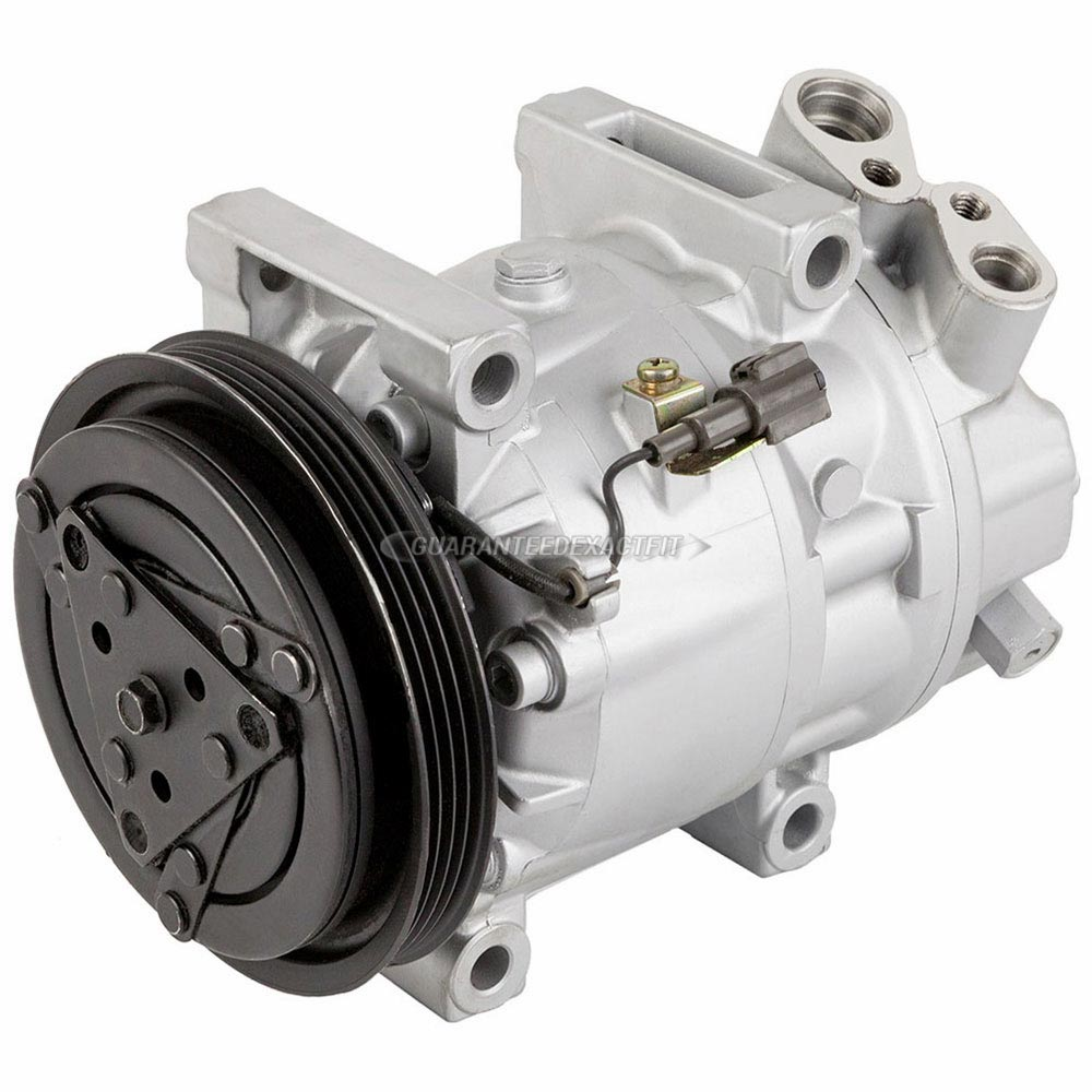 Nissan 240SX Remanufactured Compressor w Clutch