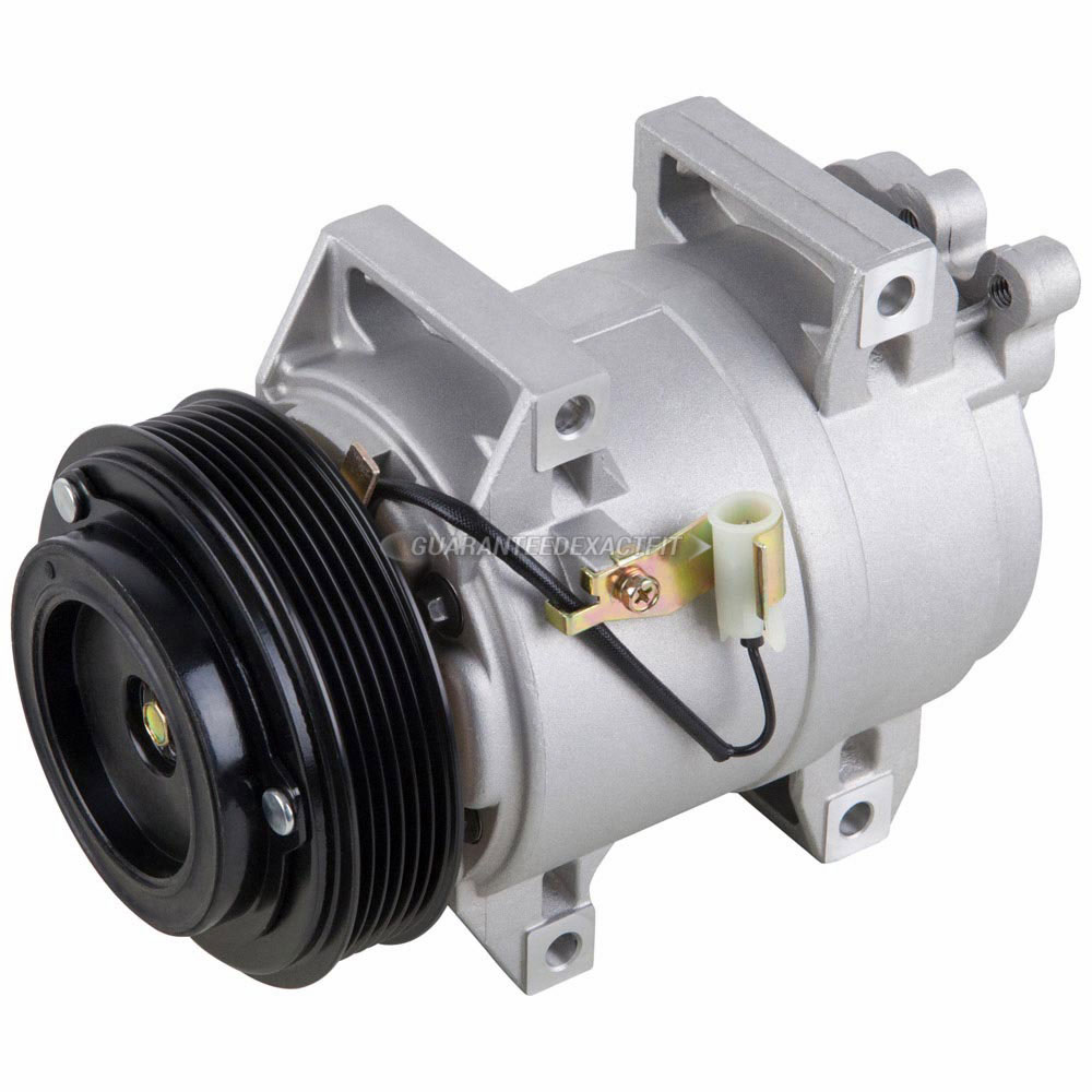 Volvo S60 AC Compressor OEM Parts - OEM & Aftermarket Replacement Parts