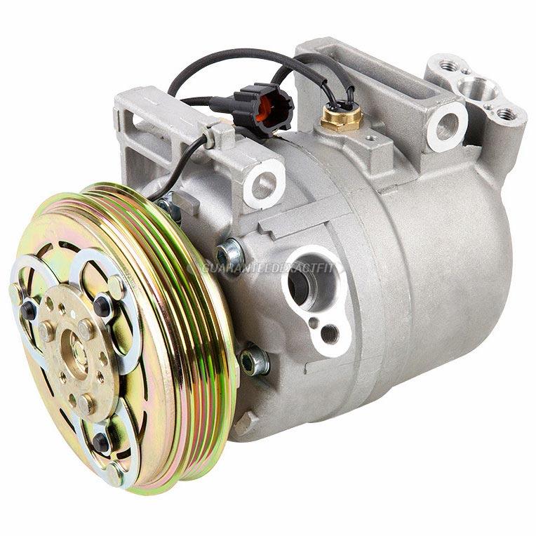 Nissan Altima New xSTOREx Compressor w Clutch