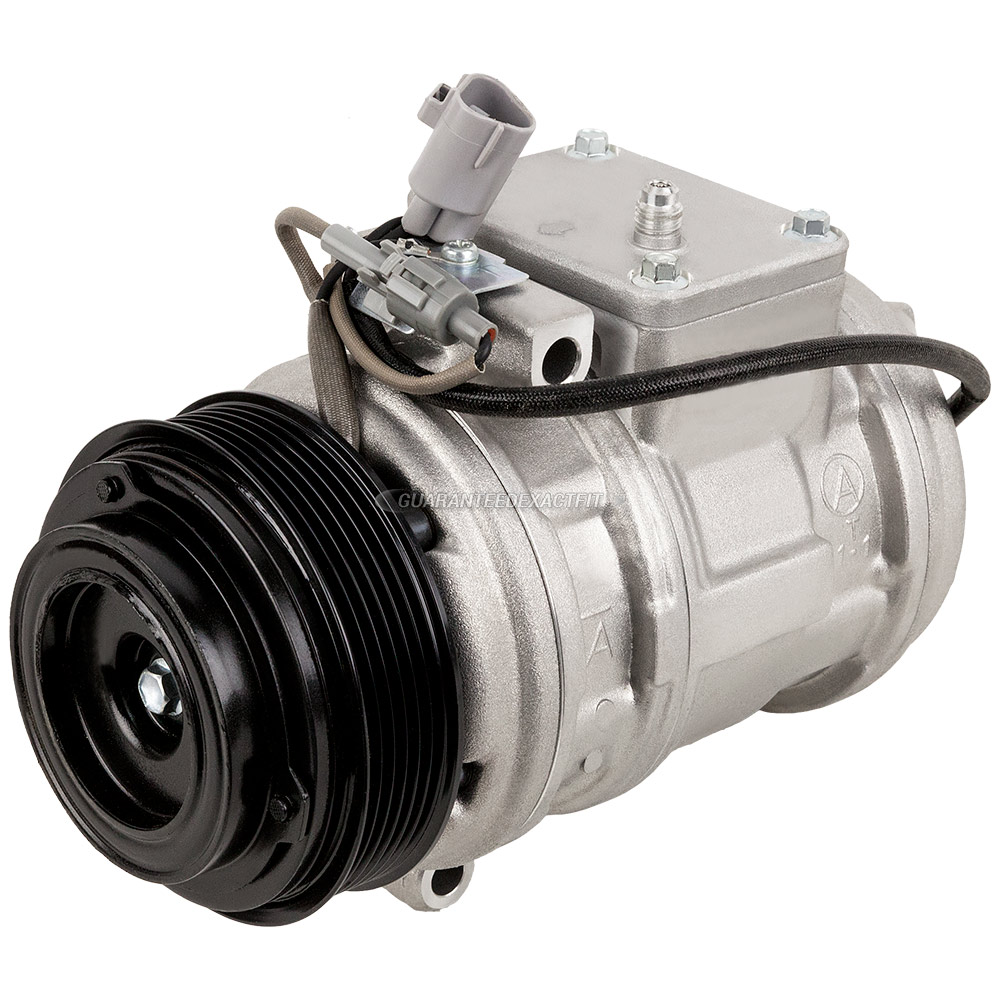 Lexus LS400 New OEM Compressor w Clutch
