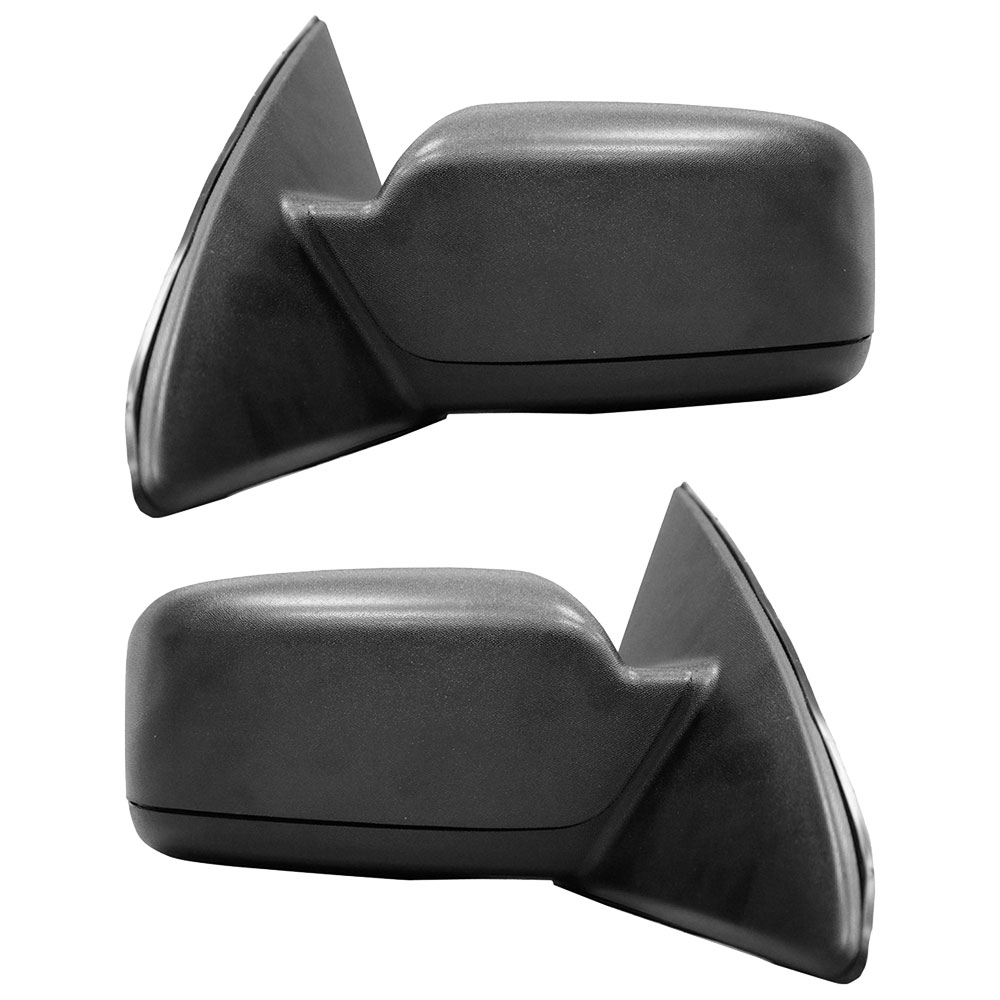 Ford Fusion Side View Mirror Set Oem Aftermarket Replacement Parts