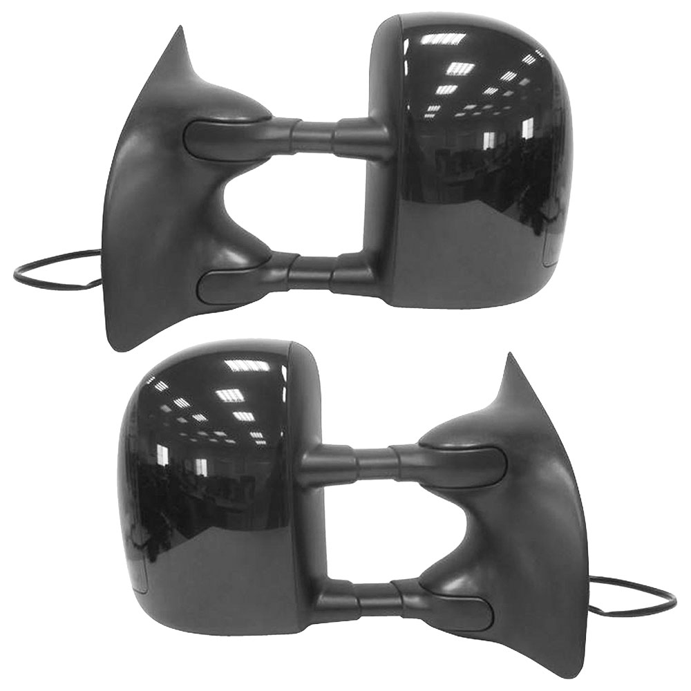 BuyAutoParts 14-80141MW Side View Mirror Set