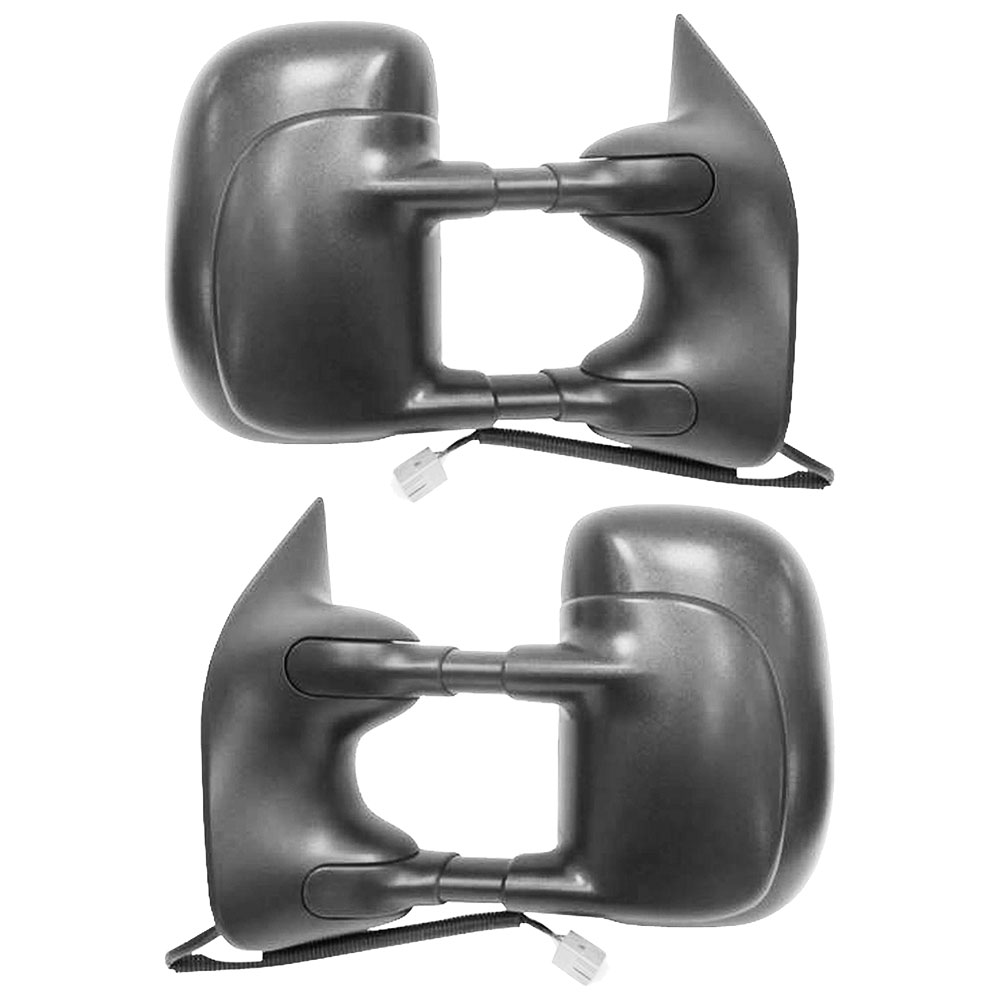 BuyAutoParts 14-80150MX Side View Mirror Set
