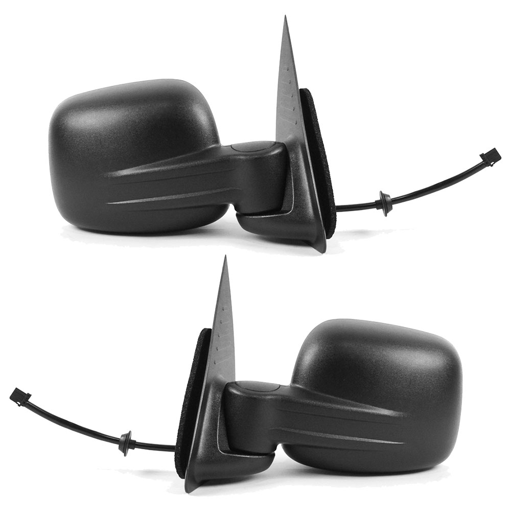 BuyAutoParts 14-80192MX Side View Mirror Set
