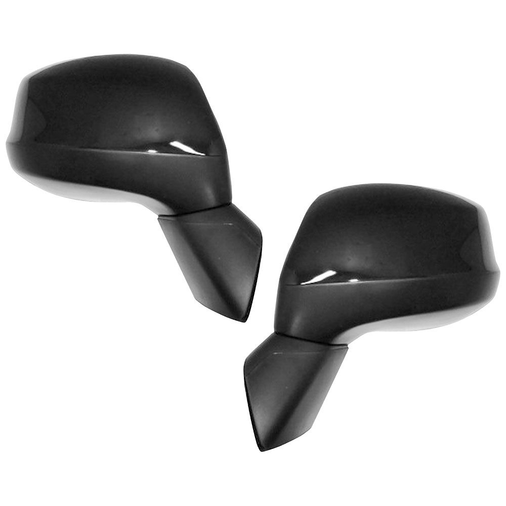 BuyAutoParts 14-80238MW Side View Mirror Set