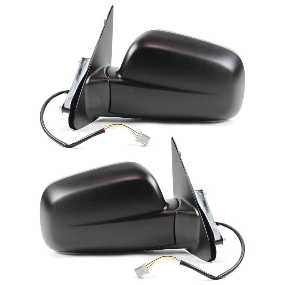 BuyAutoParts 14-80244MX Side View Mirror Set