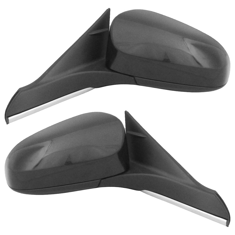2015 Toyota Camry Side View Mirror Set W O Blind Spot Detection W