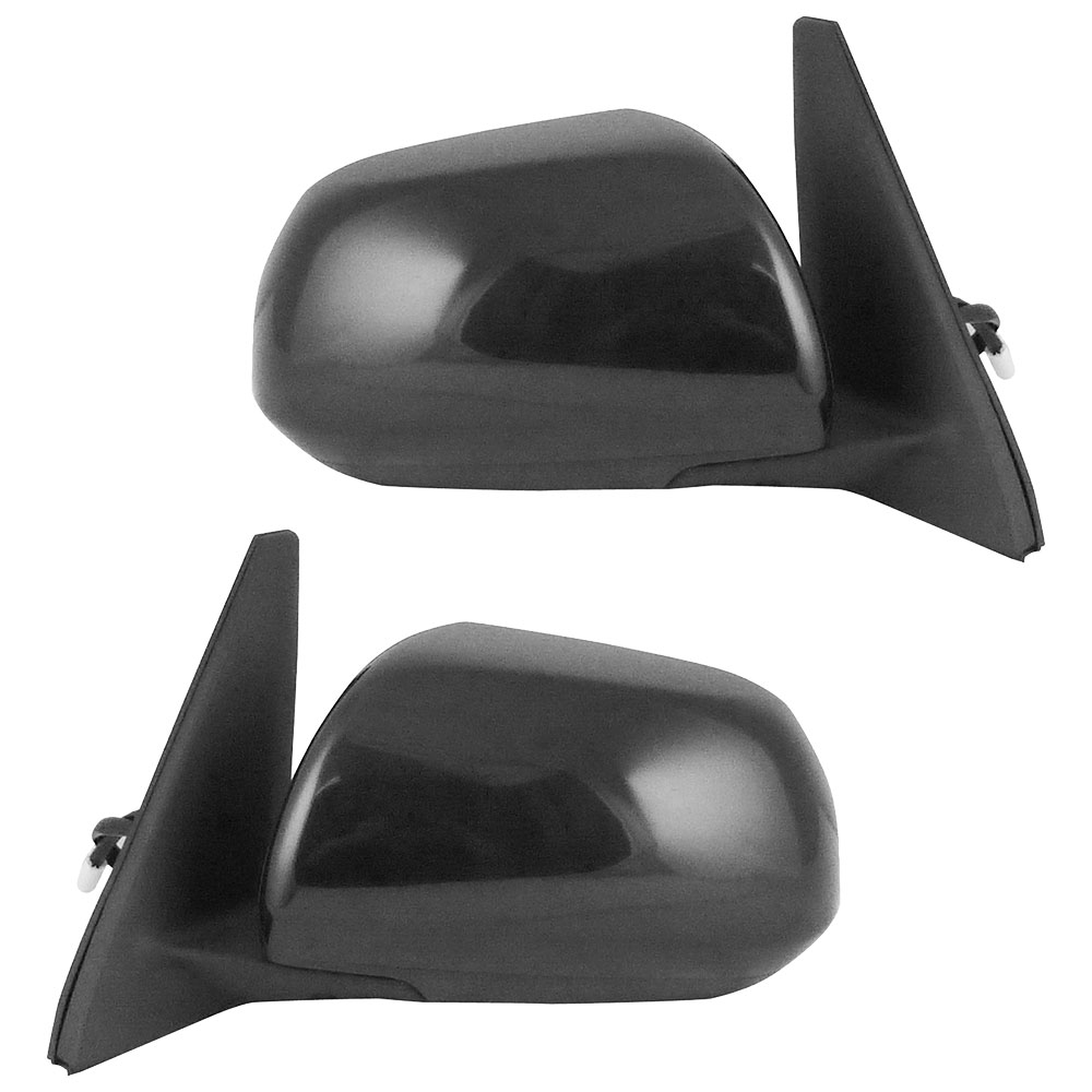 BuyAutoParts 14-80309MW Side View Mirror Set