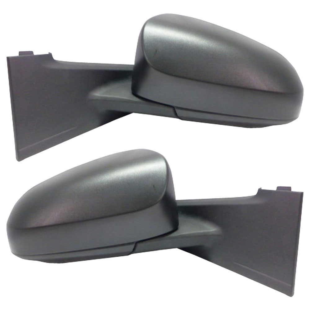 BuyAutoParts 14-80350MW Side View Mirror Set