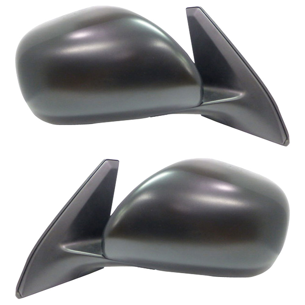 BuyAutoParts 14-80357MW Side View Mirror Set