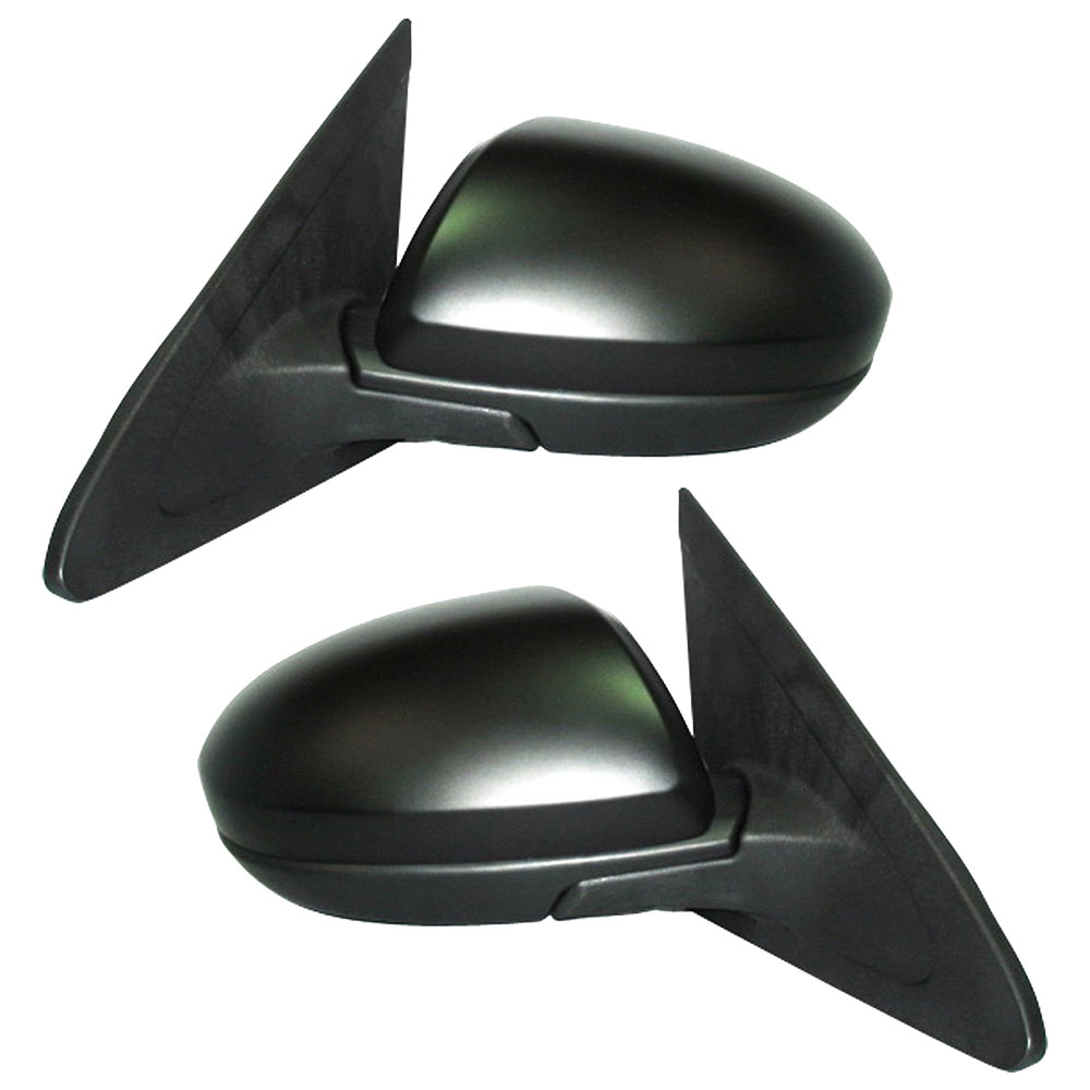 BuyAutoParts 14-80432MW Side View Mirror Set