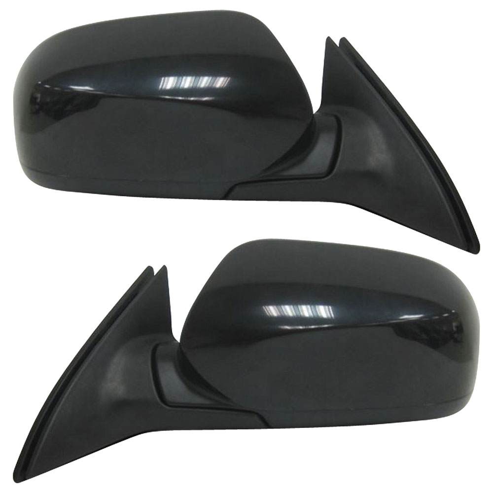 BuyAutoParts 14-80464MW Side View Mirror Set