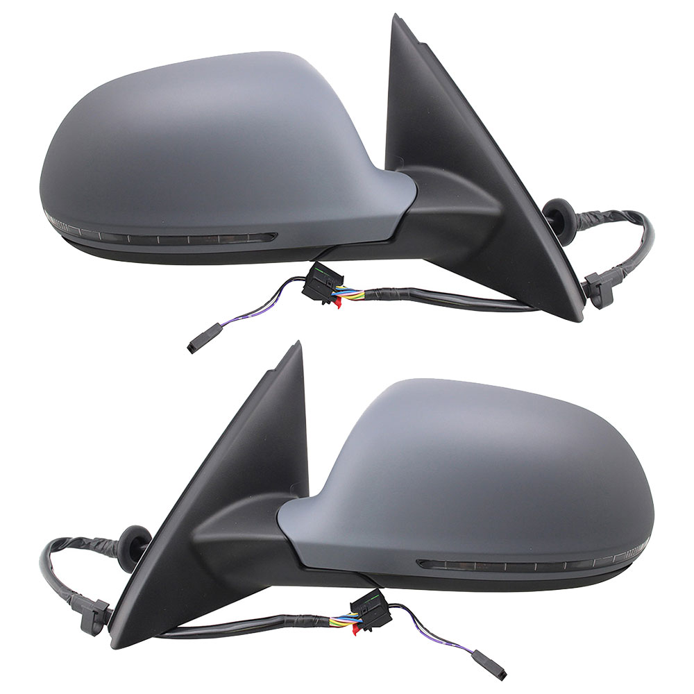 Audi Q3 Side View Mirror Set