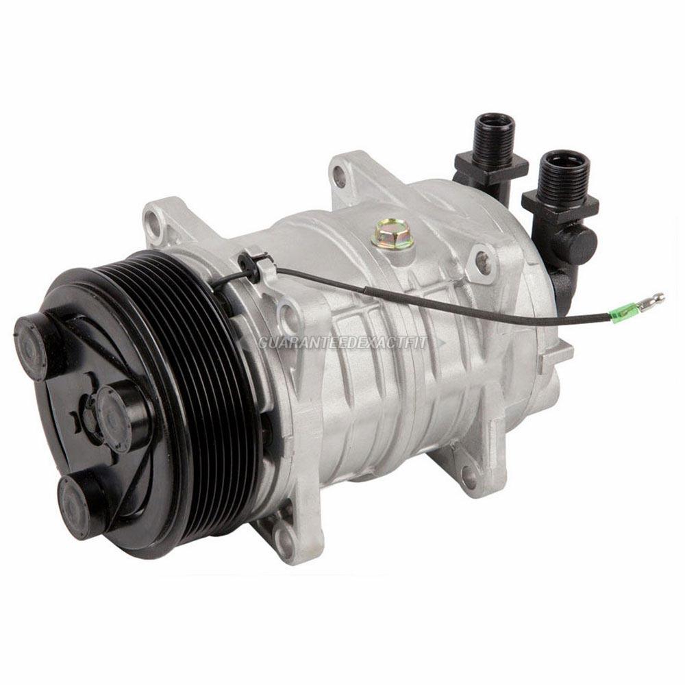 Specialty_and_Performance Diesel Kiki Tama New xSTOREx Compressor w Clutch