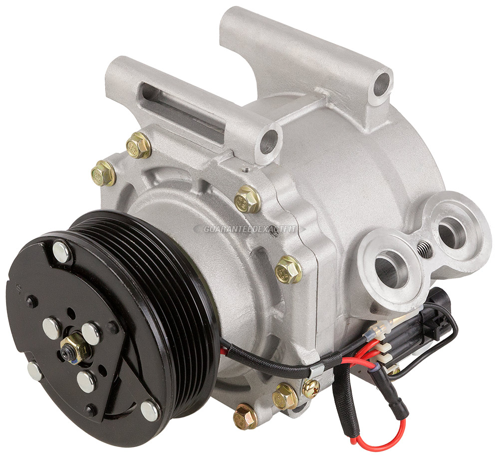 Isuzu Ascender New xSTOREx Compressor w Clutch